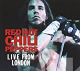 CD - Live from London von Red Hot Chili Peppers
