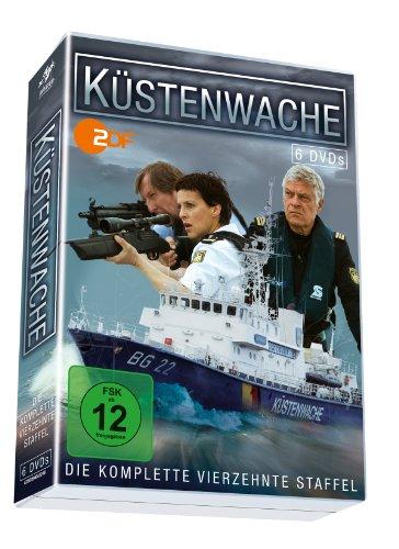 Küstenwache - Die komplette 14. Staffel [6 DVDs]