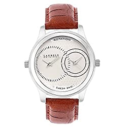 Laurels Invictus 1 Analog White Dial Men Watch ( Lo-Invictus-1)
