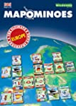 Wildcard Games Mapominoes Europe The...