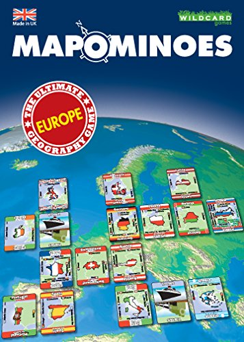Fred Distribution MAPOMINOES Europe