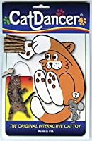 Cat Toy Dancer The Original Interactive Cat Toy Cardboard Wire Irresistable Play Fun Kitty