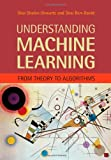 img - for Understanding Machine Learning: From Theory to Algorithms book / textbook / text book