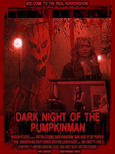 Dark Night of the Pumpkinman