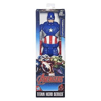 Marvel Titan Hero Series Captain America by Hasbro