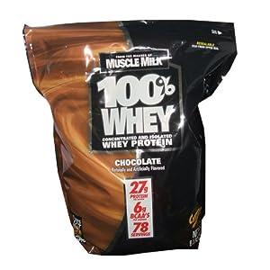 Muscle Milk Chocolate Malt Powder