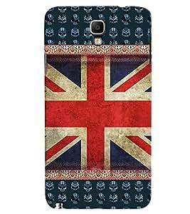 Fuson 3D Designer Back Case Cover For Samsung Galaxy Note 3 Neo
