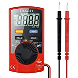 Etekcity MSR-P600 Digital Multimeter / DMM / Multi Tester with Capacitance Test
