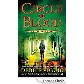 Circle of Blood: A Witch Hunt Novel