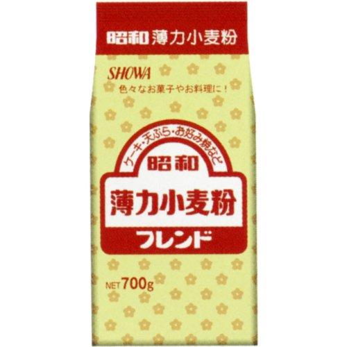 昭和 薄力粉フレンド 700g