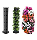 Flower TowerTM Freestanding Planter