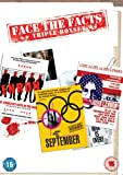 Face The Facts Boxset (Enron: The Smartest Guys In The RoomOne Day In SeptUs Vs John Lennon) [DVD]
