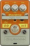 Guyatone グヤトーン Mighty Micro Series ODm5 Overdrive オーバードライブ ギター エフェクター ペダル【並行輸入品】