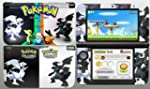 Pokemon Black & White 3DS XL Decal Sk...