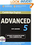 Cambridge English Advanced 5 Self-stu...