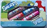 The Smurfs 4 Flavored Lip Balms in Gift Tin