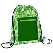Planet Wise Sports Bag, One Size, Leaping Leo