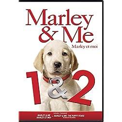 Marley & Me 1+2 Df-cb