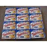 Hostess Twinkies - 10 Individually Wrapped Cakes - 13.5oz (Original)