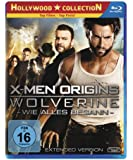 X-Men Origins - Wolverine: Wie alles begann [Blu-ray]
