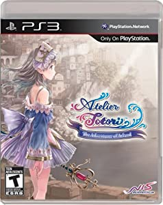 Atelier Totori: The Adventurer Of Arland - Game Only - PlayStation 3 Standard Edition