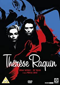 Therese Raquin [DVD] [1953]