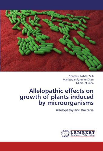 effects of allelopathy on plants controlled Allelopathic effect of medicinal plant cannabis sativa l on in order to examine allelopathic effect of cannabis control variant was lettuce seed treated.