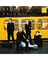 Ligeti : Quatuor à cordes n° 1 et n° 2