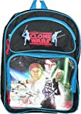 Cartoon Network Star Wars The Clone Wars Backpack - Full Size