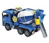 Toy - Bruder 02744 - MAN-Betonmischer LKW
