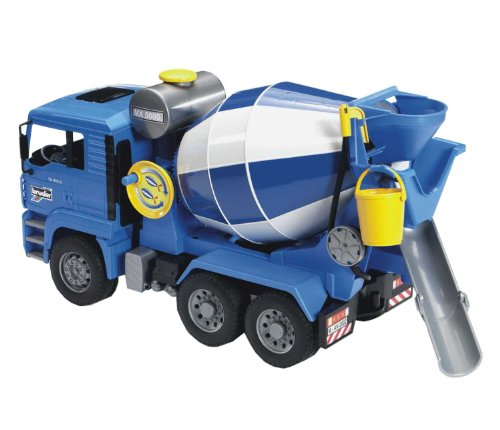 Bruder MAN Cement Mixer Amazon.com