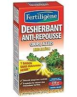Fertiligene - Desherbant annuel cours, allées, terrasses / Boîte 250 ml