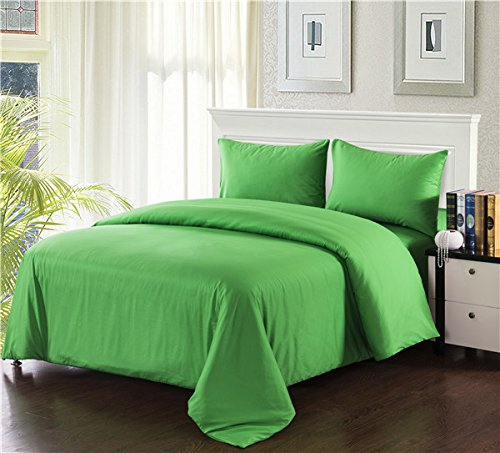 Neon Green Bedding back-998513
