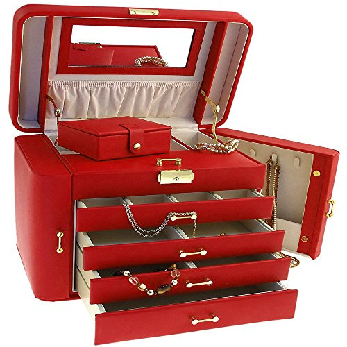 extra-large-empress-jewellery-box-jewel-case-in-red-bonded-leather-by-mele-co