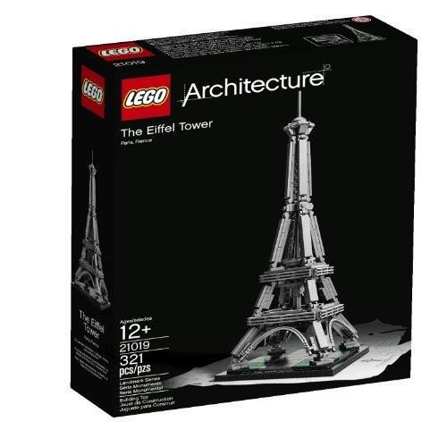 LEGO Architecture 21019 The Eiffel Tower, Kind, Spiel, Neugeborenes, Spiel, Spielzeug günstig bestellen