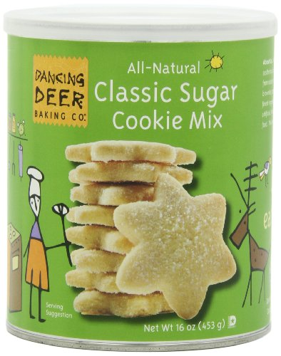 Dancing Deer Baking Mix, Classic Sugar Cookie Mix, 16 Ounce