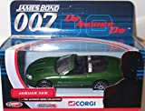 Corgi james bond 007 die another day jaguar XKR green the ultimate bond collection diecast model
