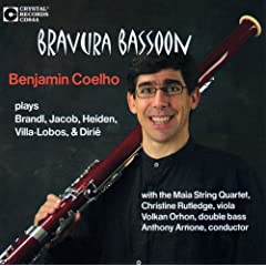 Bravura Bassoon cover