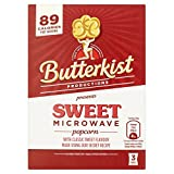 Butterkist Microwave Popcorn - Sweet (3 per pack - 270g)