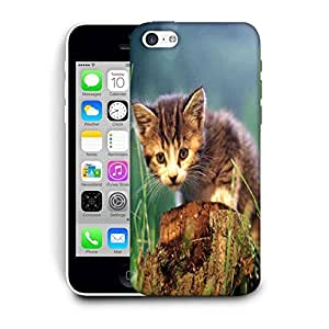 Snoogg Kitty Printed Protective Phone Back Case Cover For Apple Iphone 6 / 6S