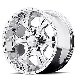 Helo HE791 Maxx Triple Chrome Plated Wheel (15x8\