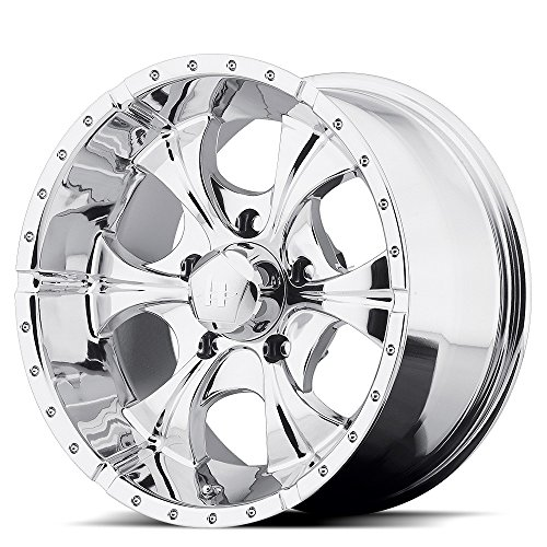Helo HE791 Maxx Triple Chrome Plated Wheel (17x8