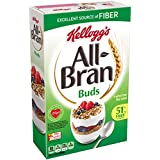 All-Bran Bran Buds, 17.7-Ounce Boxes (Pack of 4)