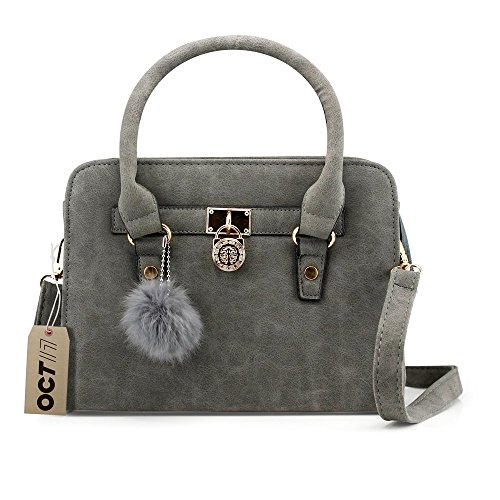 oct-17-lady-women-lock-faux-leather-tote-hobo-shoulder-bag-purse-fur-ball-satchel-fashion-luxury-han
