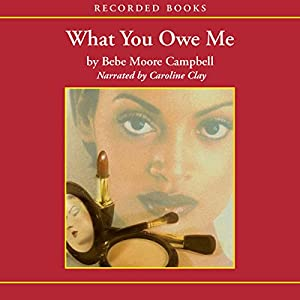 What You Owe Me Hörbuch