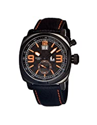 Is B8286a-8 Leather Mens Watch