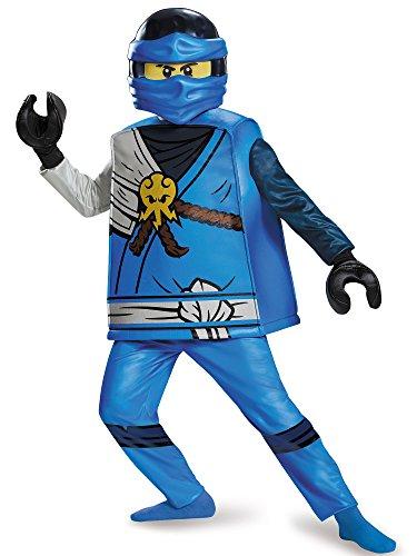 Disguise Jay Deluxe Ninjago Lego Costume