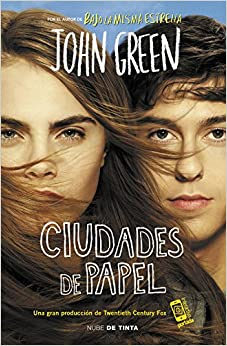 CIUDADES DE PAPEL.(NUBE DE TINTA).(ED.ESPECIAL): 9788415594642: Amazon