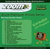 Zoom Karaoke CD+G - Platinum Artists 60: Grease Zoom Karaoke