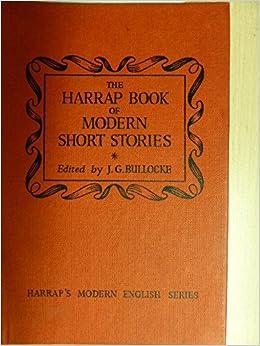 modern english short stories pdf